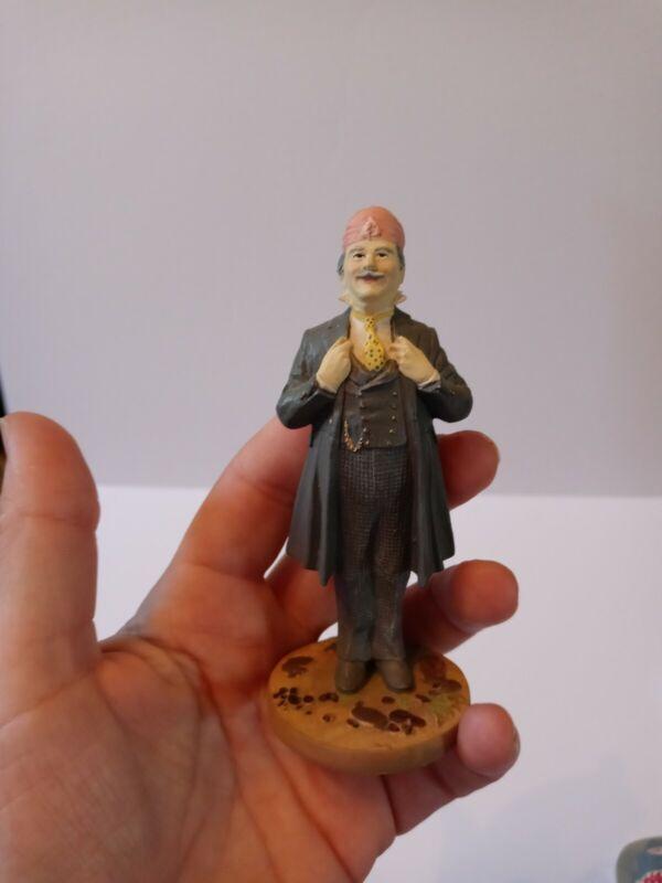 Vintage 1988 Franklin Mint THE WIZARD OF OZ  Professor Marvel Figurine EXCELLENT