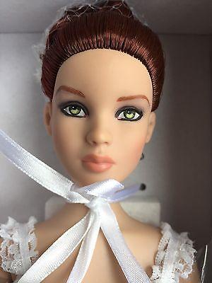 "Tonner Tyler Antoinette 16"" 2014 Cami Victorian Basic Fashion Doll NRFB LE 250"
