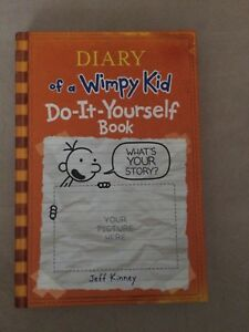Diary of a wimpy kid buy or sell books in hamilton kijiji diary of a wimpy kid do it yourself book solutioingenieria Images