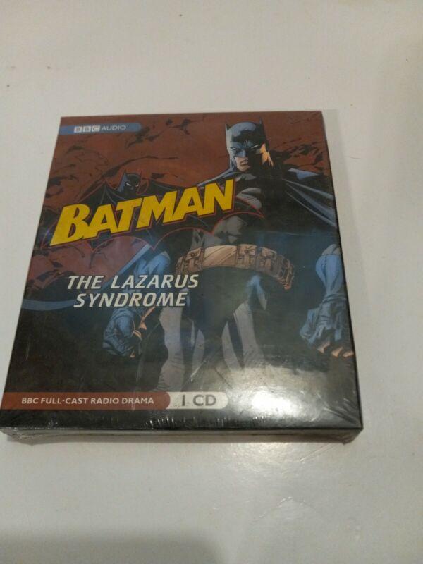 Batman: The Lazarus Syndrome: A BBC Full-Cast Radio Drama by Dirk Maggs: new