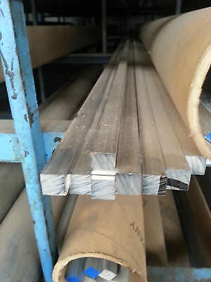 Stainless Steel Square Bar 38 X 38 X 72 Alloy 304