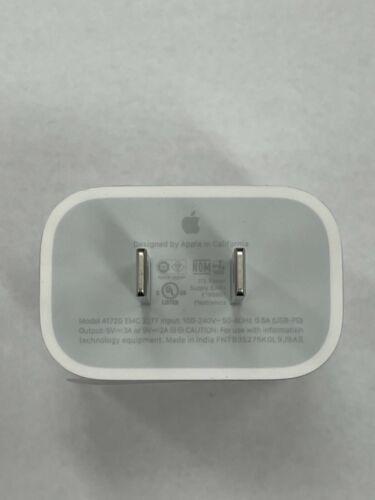 Apple Original 18W USB-C Fast Charging Adapter iPhone 11/12 mini Pro Max OEM