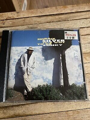 Silver, Horace - It's Got to Be Funky - Silver, Horace CD 🔵