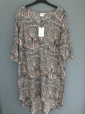 Junarose Tunic Style Lightweight Dress Size 22