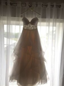 Size 10 Kleinfelds dress