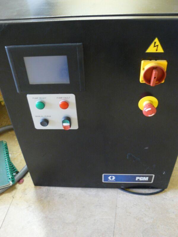 Graco Pgm U81465 Controller Series L10a Control Panel