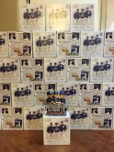 Blue jays triple bobblehead ****5 left****