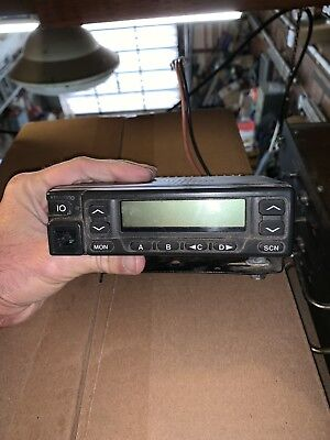 Kenwood Tk-880 Uhf Mobile Radio