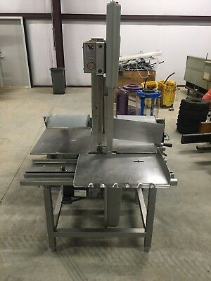 Hobart 6801 142 Meat Saw 3 Hp 2203 Ph Commercial Butcher Beef Slicer 6614 Biro
