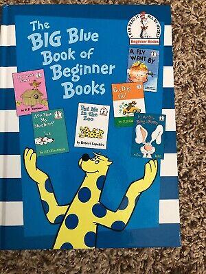 The Big Blue Book of Beginner Books (Beginner Books(R)) Dr. Seuss