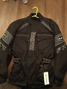 Manteau de moto Laurence Roy