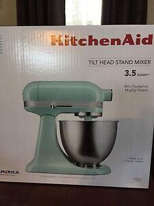 KitchenAid mini mixer Brand New