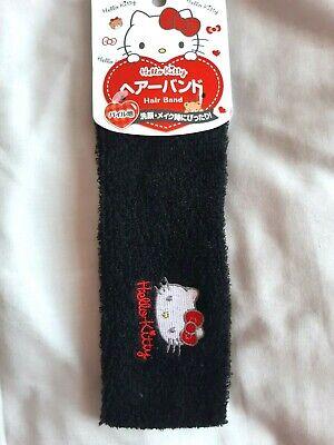 Hello Kitty Girls Black Headband