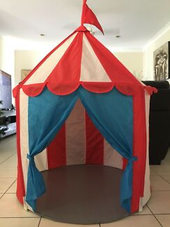 Kids Pop Up Circus Tent TeePee and Tunnel & Play circus tent | Toys - Indoor | Gumtree Australia Gold Coast ...