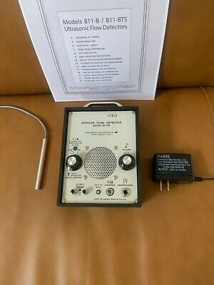 Parks Medical 811-bts Doppler Flow Detector