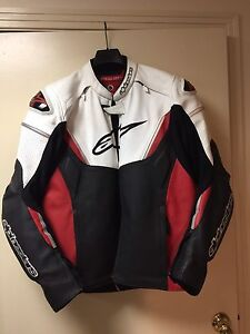 Alpine star motorcycle jacket