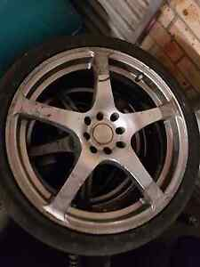 Holden astra 17' rims Newcastle Newcastle Area Preview
