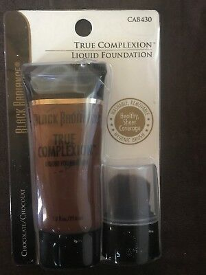 black radiance True Radiance Liquid Foundation Ca8430