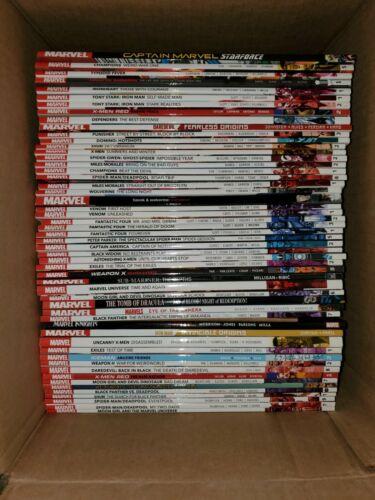 $5 Trades - Marvel Comics Trade Paperbacks