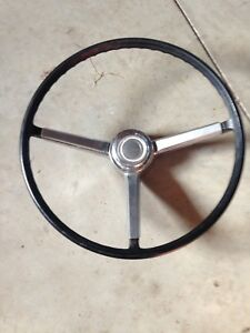 Chevelle steering wheel
