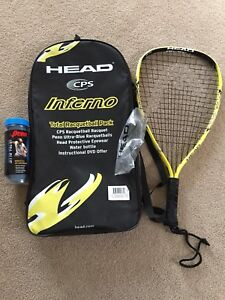 Racquetball - Racquetball Racquet panic and Accessories
