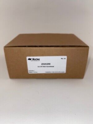 Nortec 2520259 Onoff Wall Humidistat Replacement Part Hvac Hp Mes2 Series