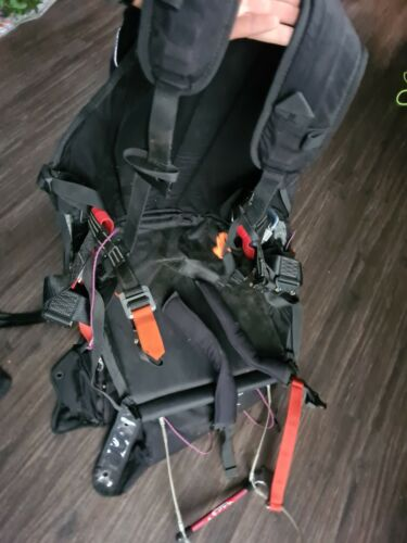2008 Swing Connect Light 2 L Paragliding Flying Harness Paraglider Seat 120kg