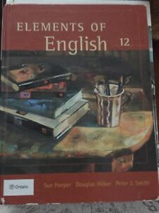 Elements of English 12