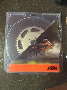 KTM Rear Sprocket 45-T 2004-2008 SX50 OEM #45110051045