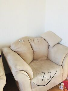 Free couch and armchair