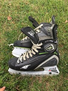 Size 8 skates in great shape. High end!