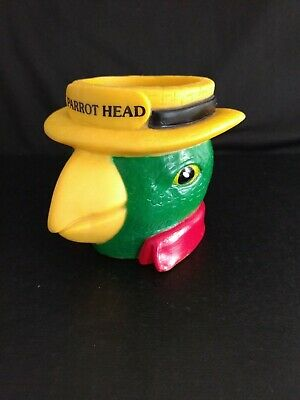 Vintage Parrot Head Koozie