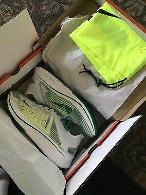 "Athletic Shoes Online - Nike Zoom Fly SP ""Hong Kong"" AJ9282-101 Lucid Green Size 12  *SOLD OUT ONLINE!!!"