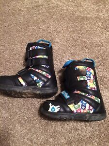 Burton Boots Child's 11