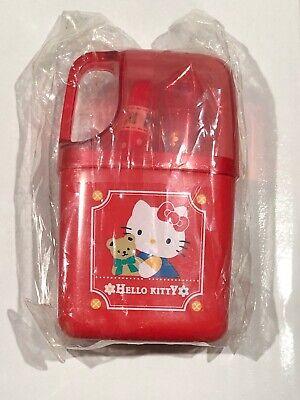 Sanrio Hello Kitty 76, 96 Brushing Pal Toothbrush  Toothpaste & Cup Set NIP Hello Kitty Pal