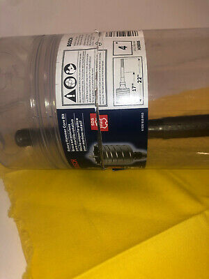 Bosch Rotary Hammer Core Bit 4 X 22 Hc8555