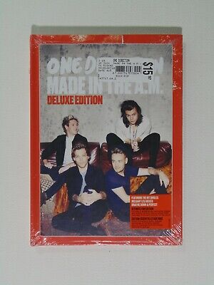 Usado, One Direction - Made in the A.M. CD Sealed Deluxe Yearbook Edition New segunda mano  Embacar hacia Argentina