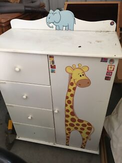 Baby drawers Raymond Terrace Port Stephens Area Preview