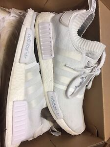 Adidas NMD PK - Tripple White (AUTHENTIC) Parkville Melbourne City Preview
