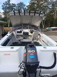 Stacer 475 Bay Master Landsborough Caloundra Area Preview