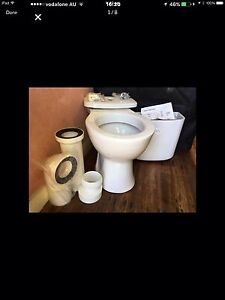 Complete toilet kit brand new Magill Campbelltown Area Preview
