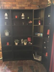 Wall Unit x2, TV Unit, Coffee Table CHEAP Bethania Logan Area Preview