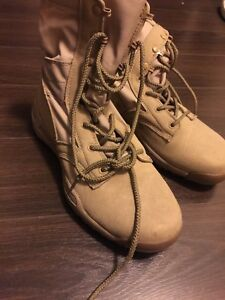 Vegan Dessert Boots by Rothco Size 9
