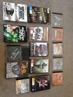Pc Games - Desktop pc games - CD games