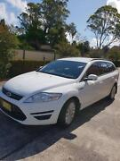 2012 Ford Mondeo JUNE REGO 2019. Turbo DIESEL LX Auto. Pendle Hill Parramatta Area Preview
