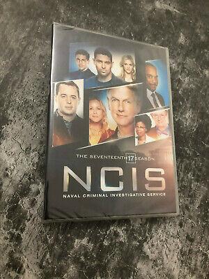 NCIS: Naval Criminal Investigative Service: Season 17 ( DVD 5 Disc) New..