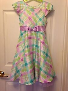 Girls Spring Dress size 8