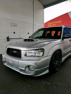225kw Forester XT