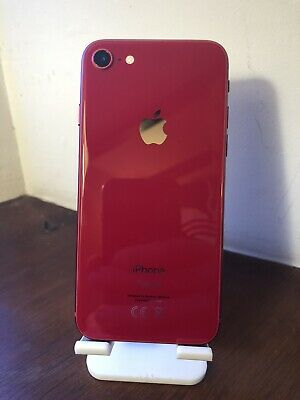 PRISTINE Apple iPhone 8 (PRODUCT RED) - 64GB - (Unlocked) EXCELLENT, 626