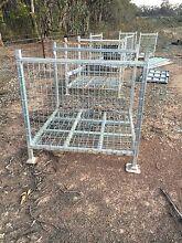 Steel crates  Axe Creek Bendigo Surrounds Preview